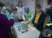 """Мастер-класс """"Плетение из лозы"""". Лунинецкий районный краеведческий музей. г. Лунинец, 2017 г."""